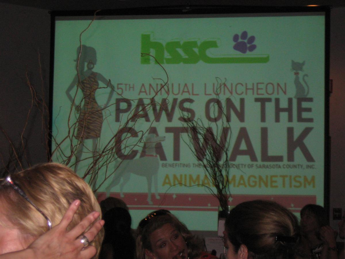 SMRL supports Paws on the Catwalk event on May 13th, 2011 IMG 0071