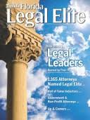 Attorney Scott Westheimer Named to Floridas Legal Elite for Third Consecutive Year legal