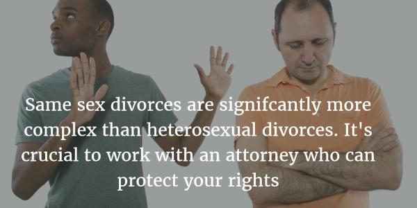Divorce for Same Sex Couples same sex divorce sarasota 0