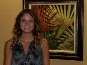 Syprett Meshad Summer Clerk from Wisconsin Hopes to Make Sarasota Home Hannah Photo 1 0 300x225